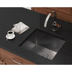 Polaris Sinks PS1232 Stainless Steel Undermount Kitchen Sink