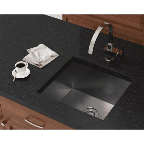 Polaris Sinks PS1232 Stainless Steel Undermount Kitchen Sink - Annie & Oak