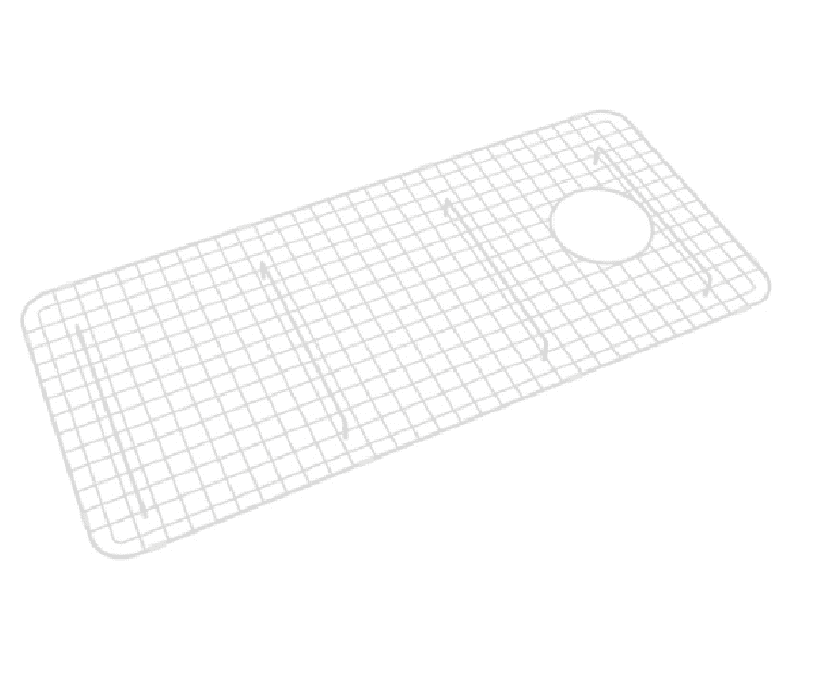 Rohl Wire Sink Grid For RC3618 Kitchen Sink