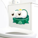 Frog, Toilet Paper Holder, Potty Training, Kids Bathroom, Baby Bath Decor