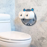 Hippo, Toilet Paper Holder, Potty Training, Kids Bathroom, Baby Bath Decor