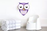 Toilet Paper Holder, Potty Training, Owl