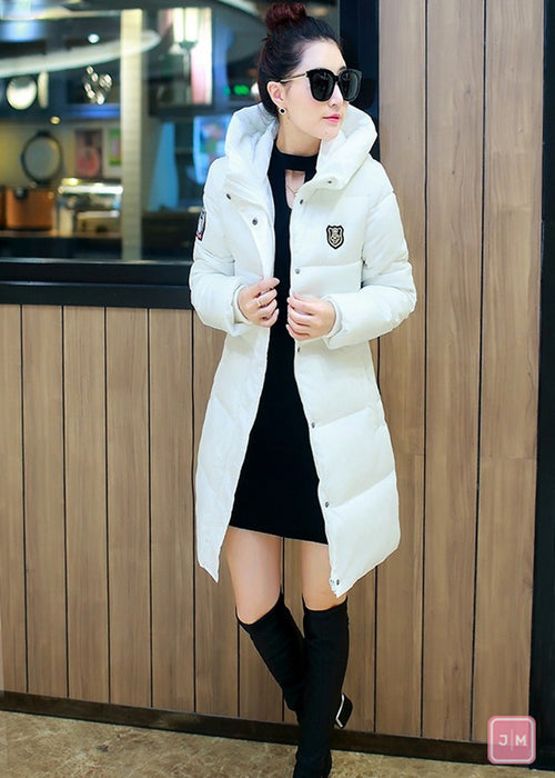 Dress For The Weather Puff Jacket