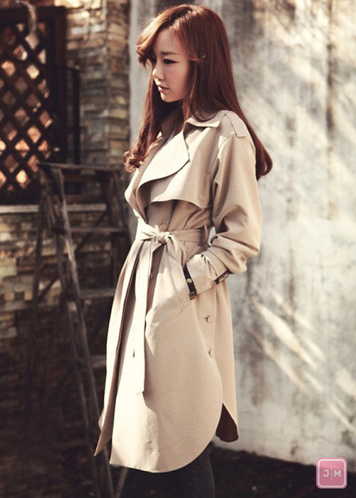 The One and Only Trench Coat