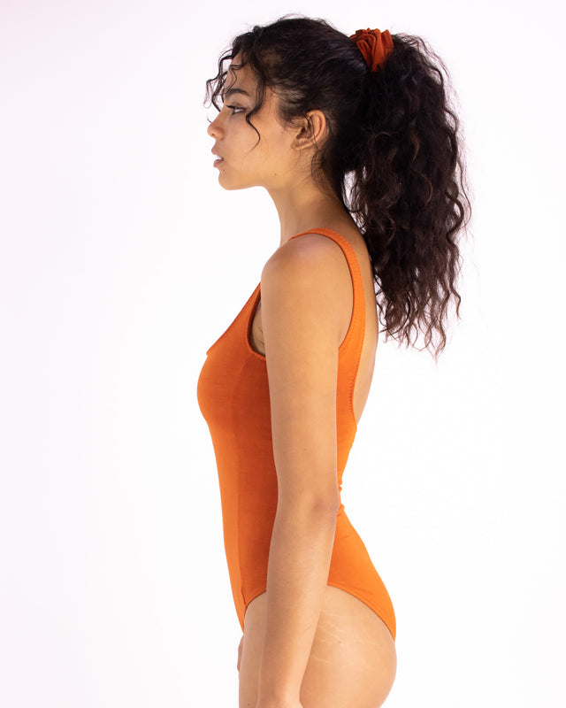 Pumpkin Bumi Leotard