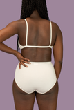 Ivory Lena High Waist Undies