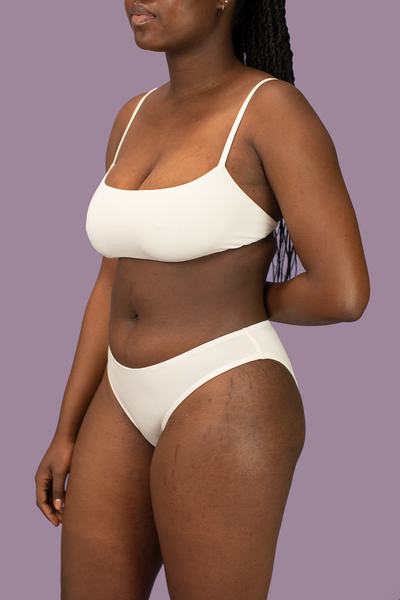 Ivory Maya Low Waist Undies