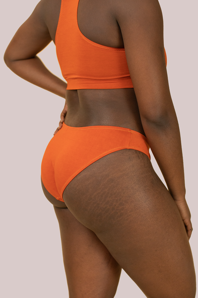 Pumpkin Maya Low Waist Undies