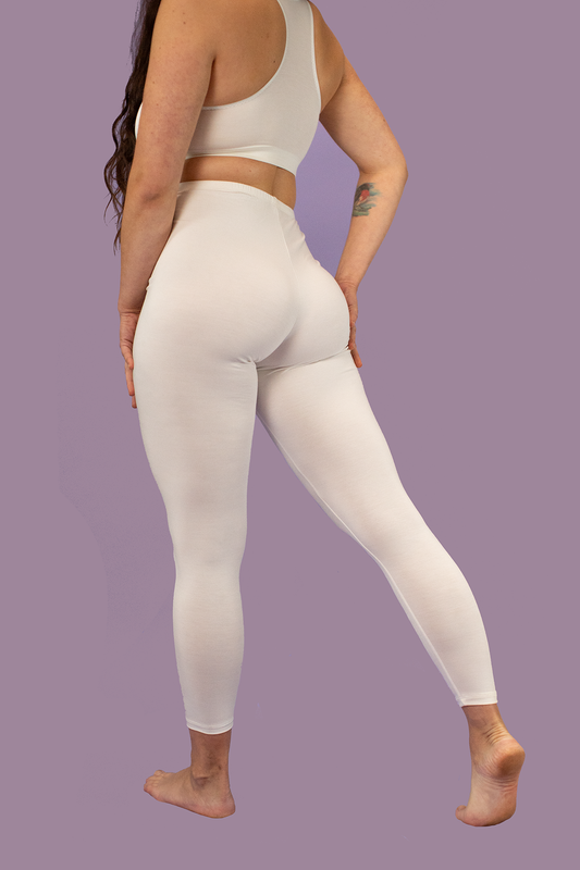 Ivory Peta Leggings