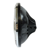 "7"" LED Projector Daymaker Headlight Black"