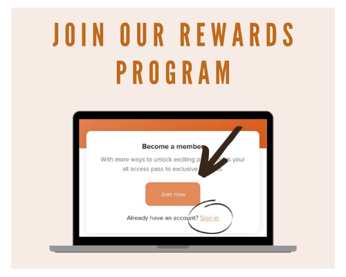 Sign Up And Start Earning Maha Rewards