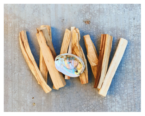 Top 3 Benefits of Burning Palo Santo Sticks