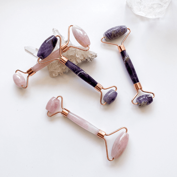 Crystal Facial Rollers