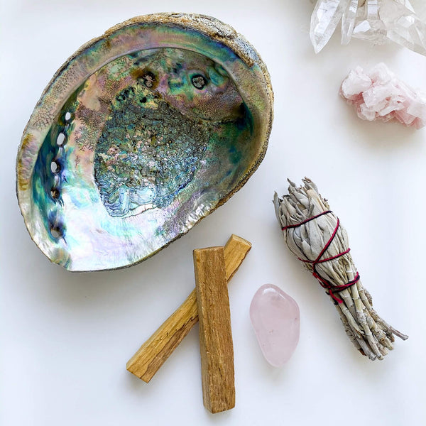 Abalone Cleansing Kit