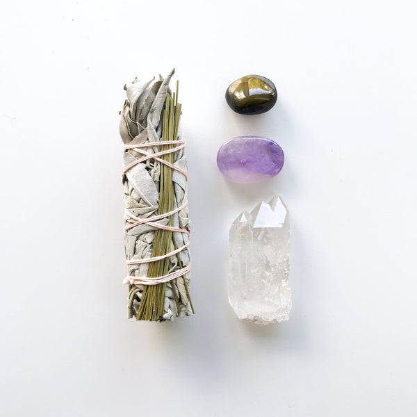 Self Care Crystal Kit