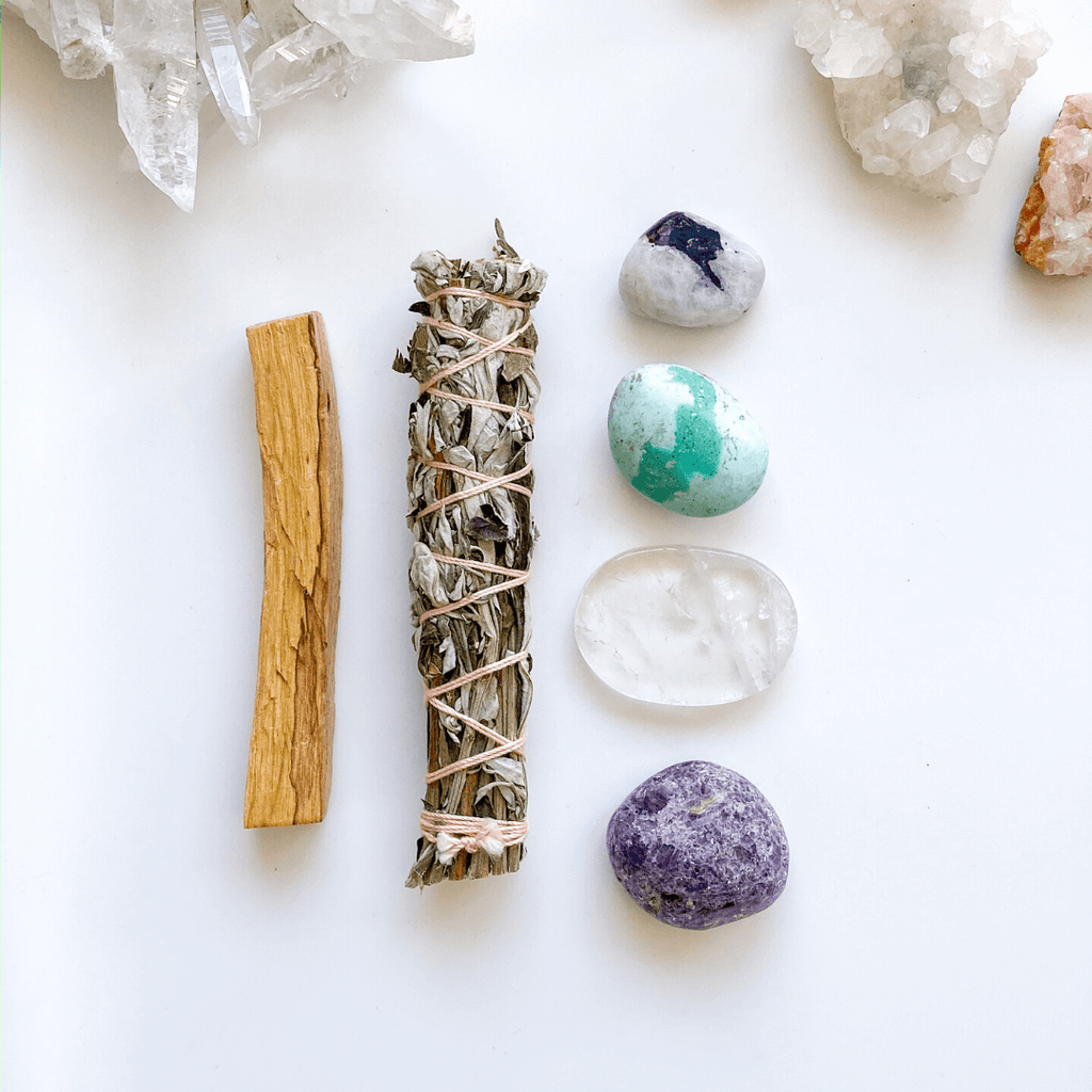 New Beginnings Intention-Setting Bundle