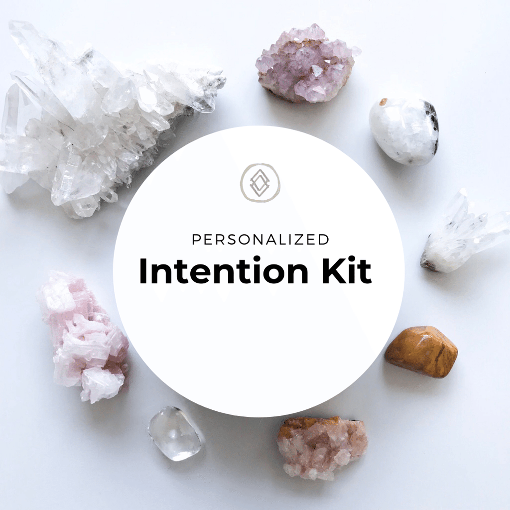 Personalized Intention Setting Kit