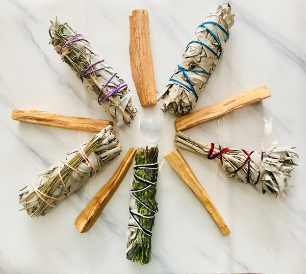 Single Smudge Sticks