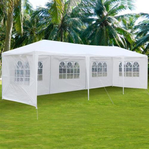 10'x30 Patio Gazebo Tent for Camping, wedding or catering Heavy Duty