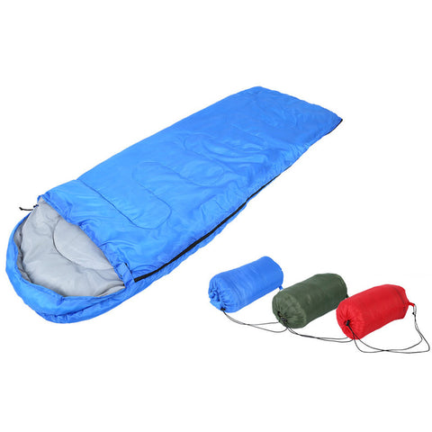 3 Colors Budget Camping Thermal Sleeping Bag