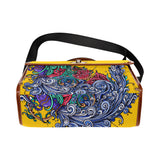 Aquarius Waterproof Canvas Bag Yellow