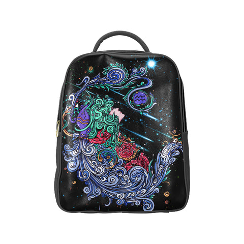 Aquarius Backpack Black