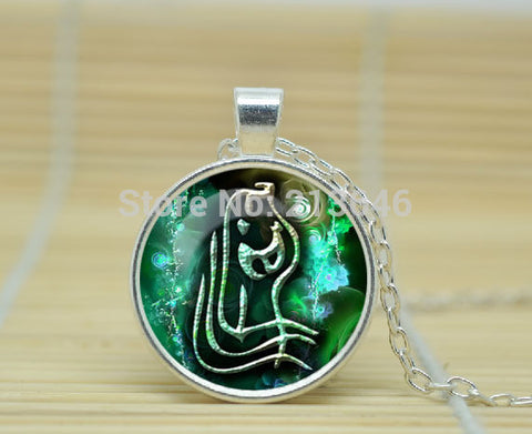 Aquarius Pendant jewelry Zodiac A2475