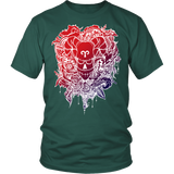 Aries Sign Warm Colors Style 1 T-Shirts
