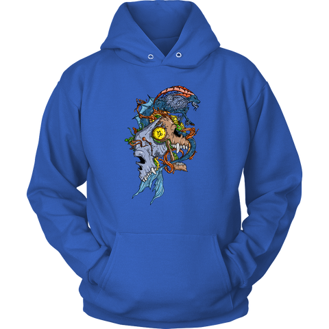 Capricorn Sign Multicolor Style 1 Hoodies, Sweatshirt, Long Sleeve