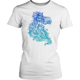 Aquarius Cold Color Style 2 T-Shirts