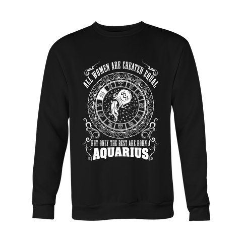 Best men are born in Januarry/February Hoodies, Sweatshirt, Long Sleeve