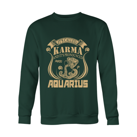 Kamar Aquarius Hoodies, Sweatshirt, Long Sleeve