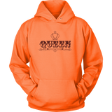 Queen Style Couple 4 Hoodies, Sweatshirt, Long Sleeve