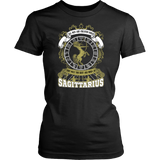 All Men Are Created Equal. But Only The Best Are Born As Sagittarius T-Shirts