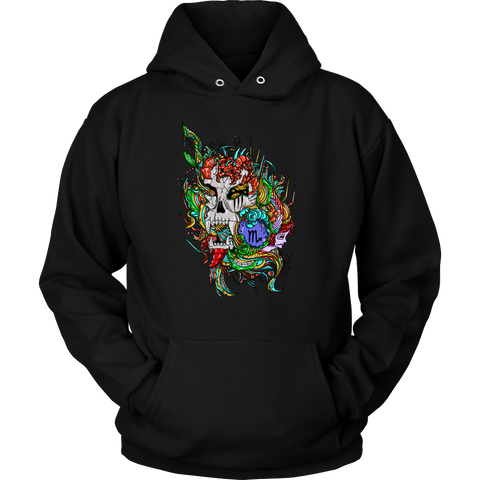 Scorpio Sign Multicolor Style 1 Hoodies, Sweatshirt, Long Sleeve