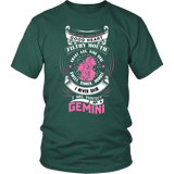 Gemini I Never Said. I Was Perfect Color T-Shirts