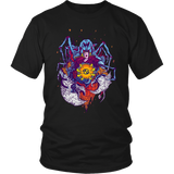 Cancer Sign Multicolor Style 3 T-Shirts