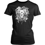 Aries Sign Black White Style T-Shirts