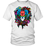 Aries Sign Multicolor Style 2 T-Shirts