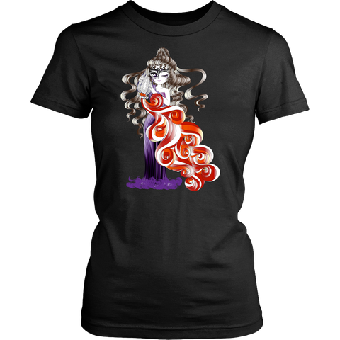 Aquarius Sign Angel Style 2 T-Shirts