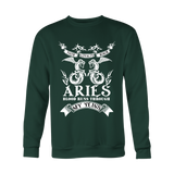 Aries Blood Runs Through My Yeins Hoodies, Sweatshirt, Long Sleeve