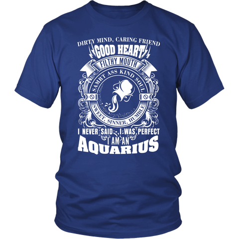 Aquarius Perfect T-Shirts