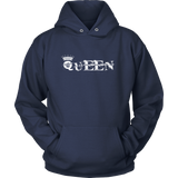 Queen Style Couple 2 Hoodies, Sweatshirt, Long Sleeve