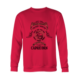 I Never Said. I Was Perfect. I Am A Capricorn Hoodies, Sweatshirt, Long Sleeve