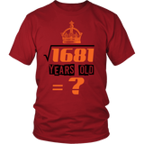 Happy Birthday 1 T-Shirts