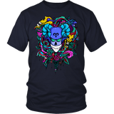 Aries Sign Multicolor Style 3 T-Shirts