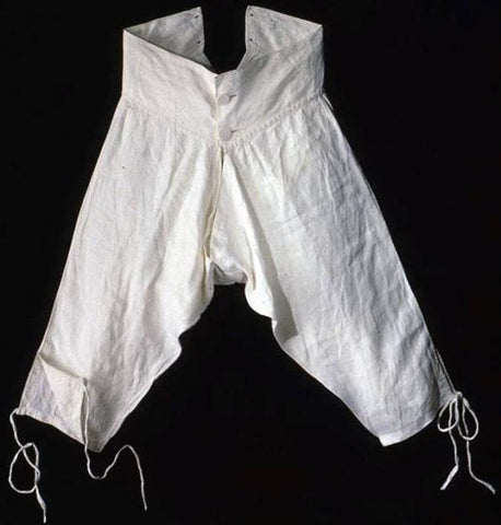 18th century – Underdrawers