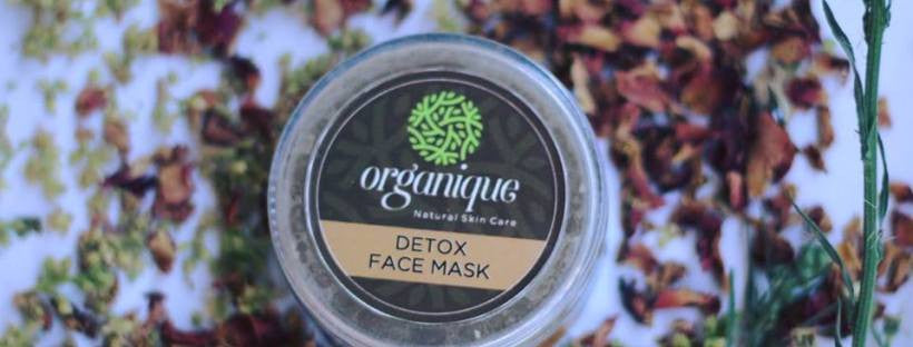 A ROYAL TREAT TO MY SKIN-ORGANIQUE DETOX FACE MASK REVIEW by thebeautysecretsdiary.wordpress.com