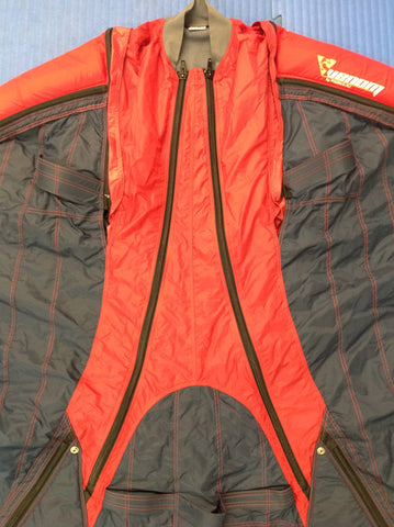 Wingsuit For Sale >> Pheonix Fly Venom Wing Suit 10 Jumps Only