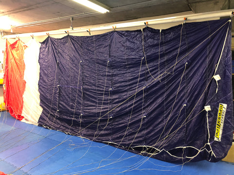Crossfire 2-159 - ESC ID 677CS - Mee Loft | Parachute Rigging, Sales and Rentals